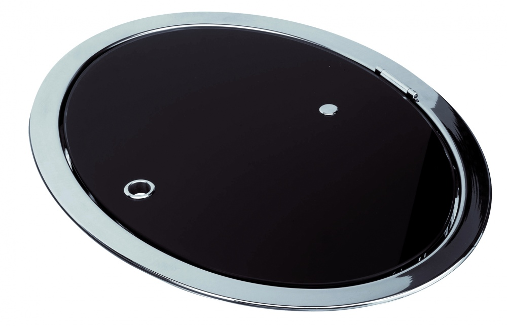 Can Round Sink with Lid